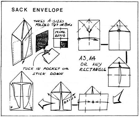 Sack Envelope